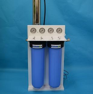 業務用逆浸透膜浄水器のイメージ